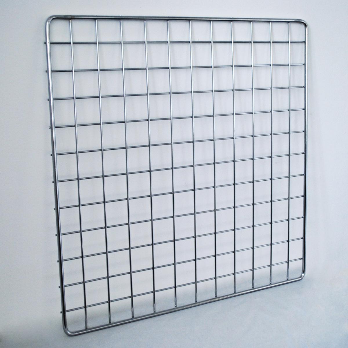 металлическая сетка на стену